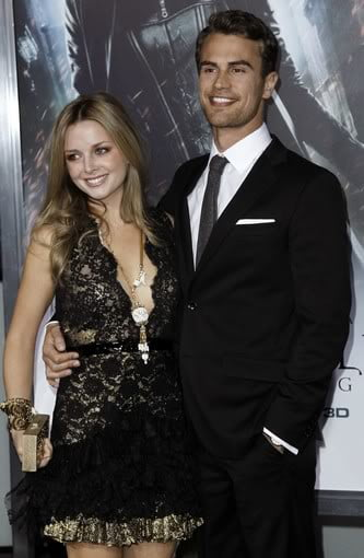 who is theo james dating in 2014