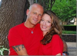 Vanessa Pitofsky- Texas Sgt. Nick Pitofsky's wife