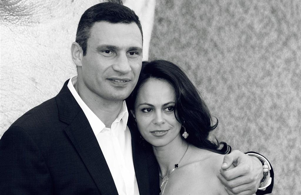 Natalia Klitschko- Ukrainian Opposition leader Vitali klitschko's Wife