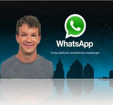 whatsapp Brian acton