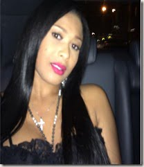 Althea Heart Benzino girlfriend photo