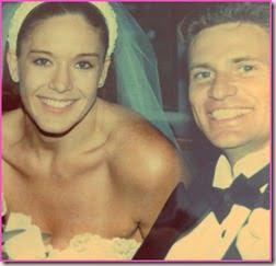 Angie Simpson Brad Simpson wedding