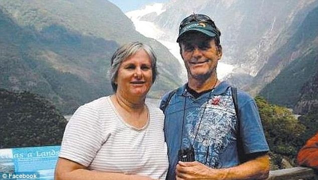 Catherine and Robert Lawton Malaysian airlines flight mh370 vctims