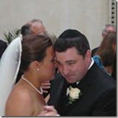 Dara Birnkrant Morton Leonard Morton wedding
