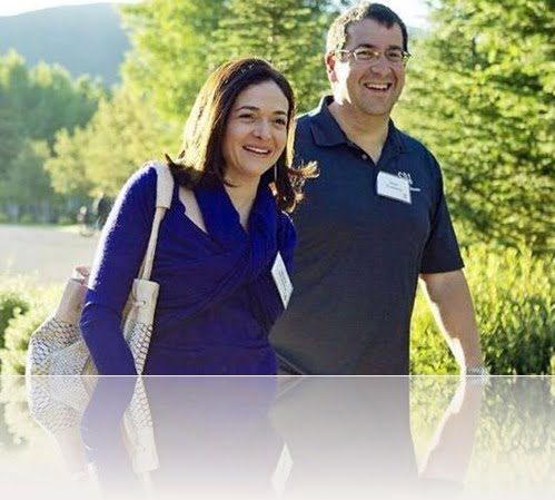 Facebook Sheryl Sandberg SurveyMonkey David Goldberg