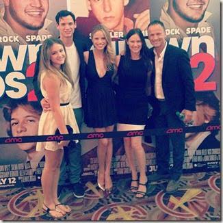Halston Sage family