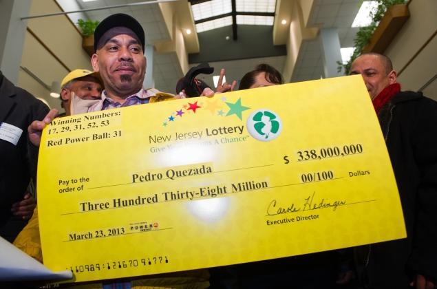 New Jersey Player Hit The $ Millions Mega Millions Jackpot