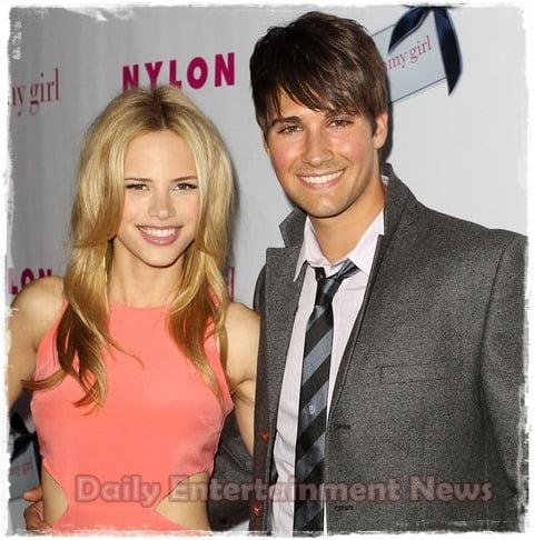 james maslow girlfriend