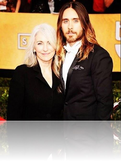 Jared Leto Mother Constance connnie Leto