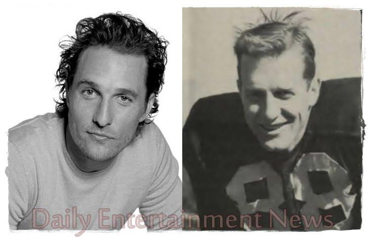 Jim McConaughey Matthew McConaughey