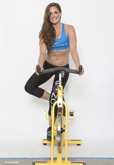 Lauren McHale     SoulCycle instructor and John Mayer   s Alleged    Lauren Mchale Soulcycle