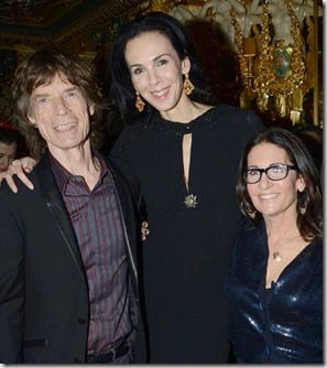 Lwren Scott Mick Jagger girlfriend picture