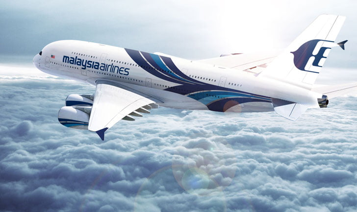Malaysia Airlines Boeing B777-200 Flight MH370