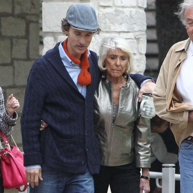 Matthew McConaughey: - Om faren: - Døde under sex