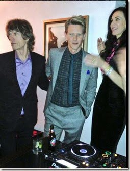 Mick Jagger girlfriend LWren Scott pics