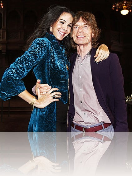 Mick Jagger girlfriend LWren Scott