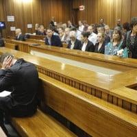 Oscar Pistorius Trial day 2