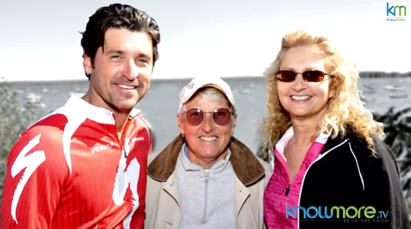 Patrick Dempsey mother sisters