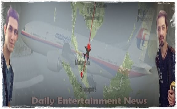 Pouri Nourmohammadi Delavar Seyedmohammaderza Malaysia Flight mh370 photo
