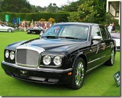 Teodoro Nguema Obiang Mangue Bentley_Arnage