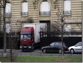 Teodoro Nguema Obiang Mangue  paris mansion pic