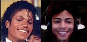 Brandon Howard- Michael Jackson's Love child? He is ready for the DNA Test!