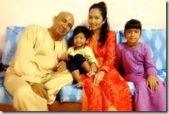 captain-zaharie-ahmad-shah-wife-faizah-khan