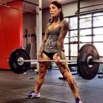 chloie Johnsson  transgender crossfit athlete-photo