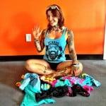 chloie Johnsson  transgender crossfit athlete-photos