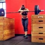 chloie Johnsson  transgender crossfit athlete-pic