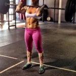 chloie Johnsson  transgender crossfit athlete-pics