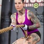 chloie Johnsson  transgender crossfit athlete-picture