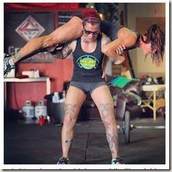 chloie Johnsson  transgender crossfit athlete_pictures