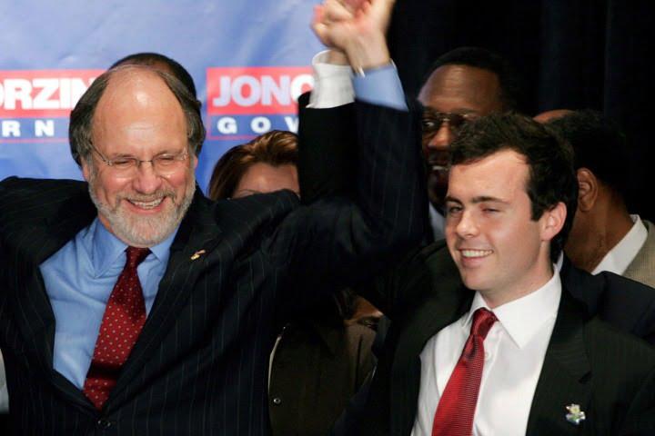 Jeffrey Corzine- New Jersey Gov. Jon Corzine's son