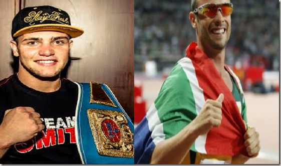 Kevin Lerena – Pro Boxer / Oscar Pistorius' Friend