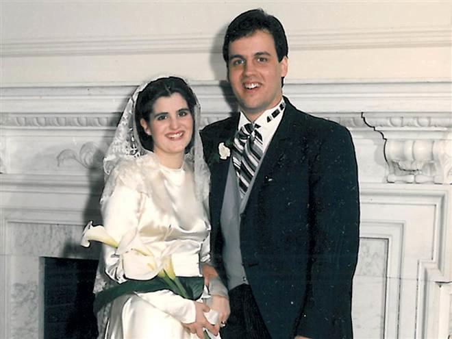 Chris and christy wedding