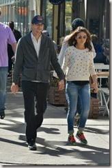 Ashton Kutcher and Mila Kunis taking a stroll in Soho</p><p>Featuring: Ashton Kutcher,Mila Kunis<br />Where: Manhattan, NY, United States<br />When: 19 Sep 2013<br />Credit: TNYF/WENN.com