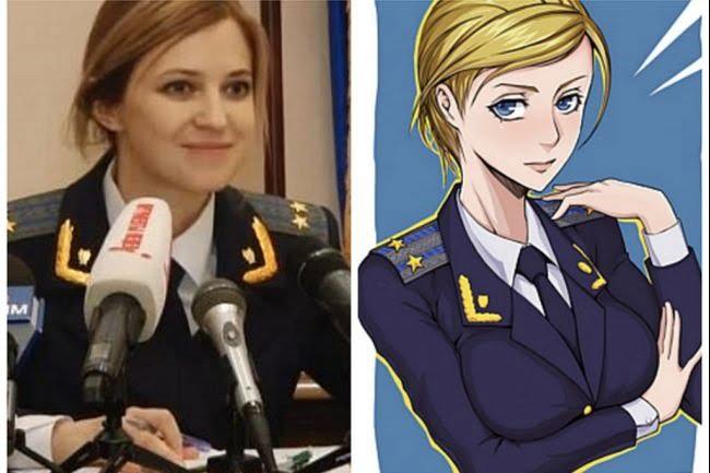 Natalia Poklonskaya Crimea 180 S Sexiest Attorney Bio