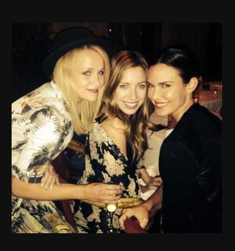 Stephenie Pearson Jessica Simpson Friend In Three Way