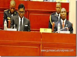 teodoro-nguema-obiang-mangue--PM Ignacio Milam pic