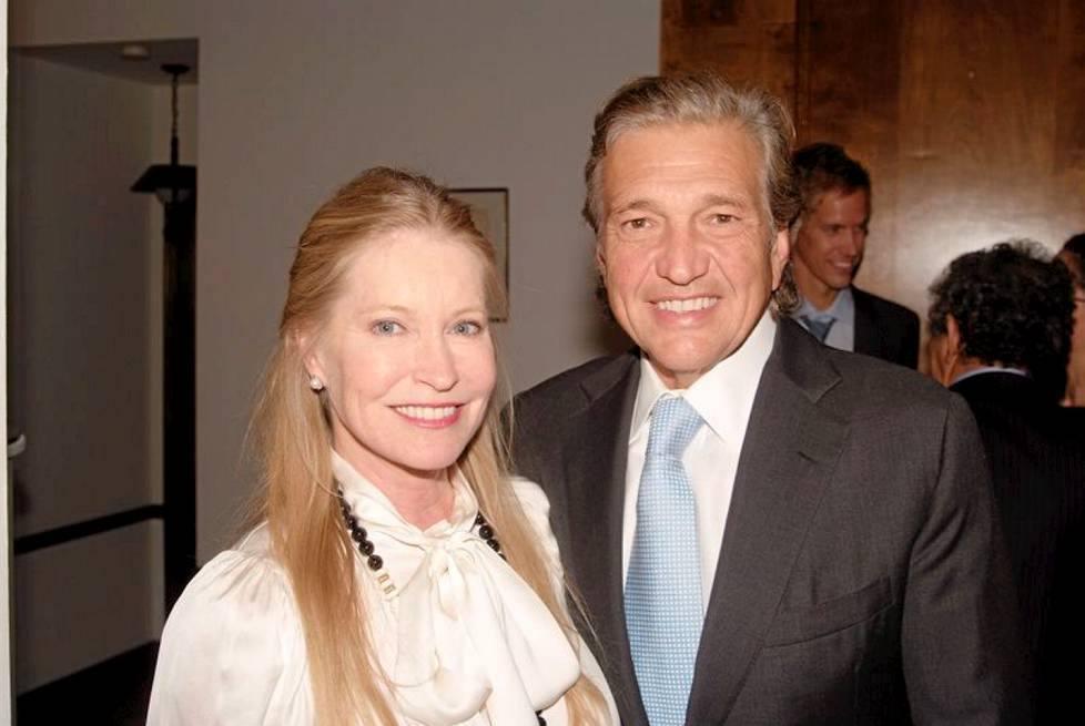 Lisa niemi and albert deprisco