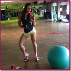 Caitlin Rice greatest butt fitness trainer_pictures