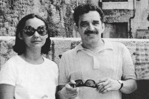 Gabriel Garcia Marquez wife Mercedes Barcha pic