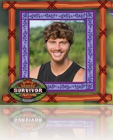Jeremiah Wood model survivor