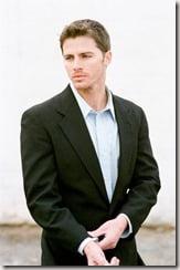 Jeremiah Wood modeling pic