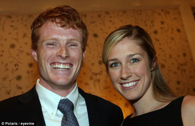 Lauren Anne Birchfield Joe Kennedy 's wife