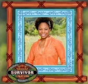 """When Latasha """"Tasha"""" Fox an accountant from St. Louis Missouri auditioned to be on Survivor: Cagayan, she thought her conservative and Jack-of-all trades spirit could help her win the $1 million prize, many of you thought she will be send home within the first week, but here she still is giving it all to win the competition. #latashafox #tashafox #stlouisrams #survivorcagayan @dailyentertainmentnews"""