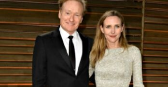 Liza Powel -Conan O'Brien's Wife