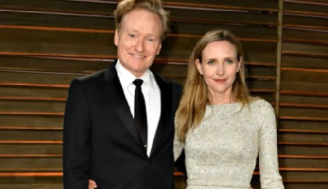Liza Powel -Conan O'Brien's Wife