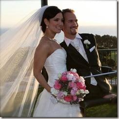 Nick Vujicic Kanae Miyahara wedding pic